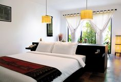 BUNWIN BOUTIQUE HOTEL, SIEM REAP, CAMBODIA - where spence and i stayed on our honeymoon