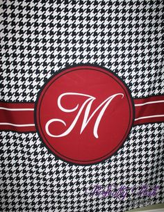 1000 Images About Houndstooth Alabama Decor On Pinterest