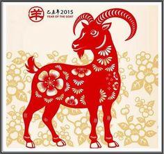 Viagens e Beleza: Horóscopo chinês:começa hoje o Ano da Cabra!