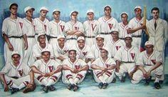 Venezuela, Campeón Mundial de Béisbol, 1941.
