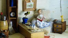 DIY Laleczka z główką z żołędzia. #Fairytailhouse #dollyhouse #SaveHomeElves