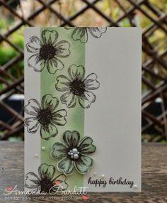 pandacream: Pistachio Flowers
