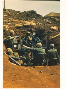 Catching rides in and out of Khe Sanh during the siege in 1968 was a dangerous…