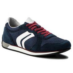 Sneakersy GEOX - U Vinto C U742LC 01422 C4000 Blue