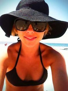 Claire Holt's Smoldering Selfie: Bikini and Big Hat http://sulia.com/channel/vampire-diaries/f/eea56104-d029-47c5-b4fe-428f7dc768a1/?pinner=54575851&