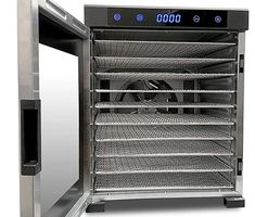 NutriChef NCFD10 Electric Multi-Tier Food Dehydrator