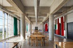 Le Corbusier's La Tourette is a UNESCO world heritage site