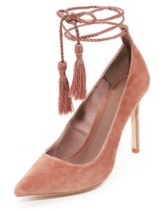 Light Pink Pointy Toe Jessica Simpson Shoes