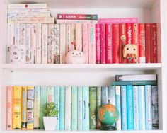 Cute Little Bookshelf.