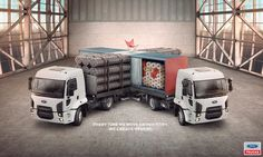 Ford Cargo: Intersection, 2 - Blue Hive, Brazil