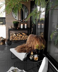 10 Gorgeous Outdoor Yard Kitchen Ideas and Designs for 2019 - Balkon & Terrassengestaltung Outdoor Rooms, Outdoor Living, Outdoor Decor, Outdoor Lounge, Terrasse Design, Building A Porch, House With Porch, House Roof, Patio Roof