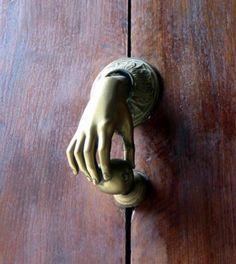 Google Image Result for http://orzel.ru/images/stories/0012/ruchki/how-would-you-handle-this03.jpg the doors, door knockers, wood, hepfer design, blog, homes, people, helping hands, door handles