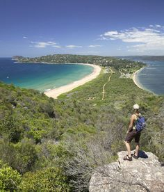 Hiking at Barranjoey Headland, part of Ku-Ring-Gai Chase National Park, New South Wales, Australia ~ Coast Australia, Sydney Australia, Australia Travel, Palm Beach Sydney, Australian Capital Territory, Film Home, Family Travel, Family Trips, Time Out
