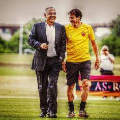 Mister garcia e Mr. President Pallotta