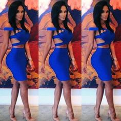 Stylish bodycon dress