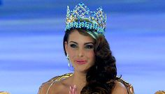 Miss South Africa Rolene Strauss became Miss World 2014