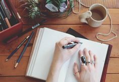 Just Write: It's Time to Start a Journal | Free People Blog #freepeople