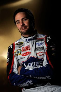 Jimmie Johnson- Bubba's favorite!