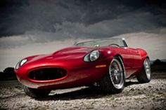 Eagle Speedster better than the original E-type