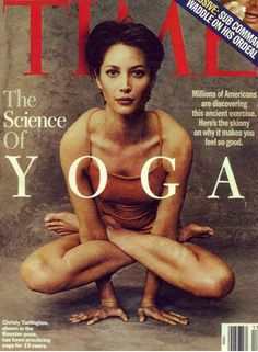dayanamariya:    haha.. i have this issue 8years ago. i borrowed it from a friend and that's the time that i fancied yoga and start practicin' on and off.