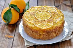Torta alle arance rovesciata Biscotti, Dolce, French Toast, Muffin, Sweets, Baking, Breakfast, Alba, Desserts