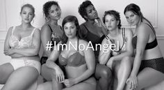 Lane Bryant's #ImNoAngel Campaign Is Everything Victoria's Secret's 'Perfect Body' Campaign Isn't