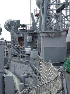 USS John L. Hall FFG 32 Koper Slovenia July 2010