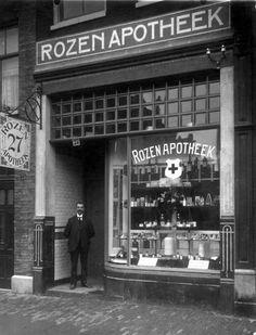 Rozengracht, 1917