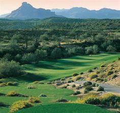 The Eagle Mountain Golf Course at Scottsdale, AZ