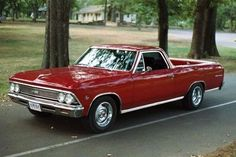 1966 Chevrolet El Camino Pictures: See 43 pics for 1966 Chevrolet El Camino. Browse interior and exterior photos for 1966 Chevrolet El Camino. Pickup Car, Pickup Trucks, My Dream Car, Dream Cars, Silverado Hd, C10 Chevy Truck, American Muscle Cars, Cool Trucks, Fast Cars