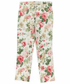 BRAX - Damen Hose #brax #flowers #fashion