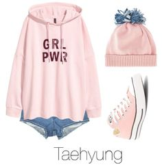 BTS Taehyung inspired style