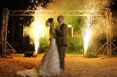 Destination Wedding at Bonifacios, San Carlos, Sonora, Mexico. Photo by Giovanni Romeo.