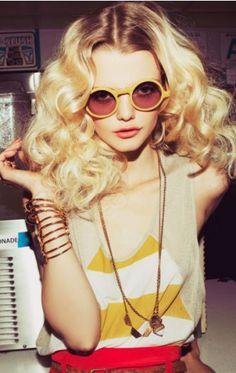 vintage. this hair>>>