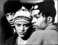 The game needs artist like these nowadays! Digable Planets were a different breed of hip-hop because they brought a jazz-infusion to their style. It was slick, and creative, and I loved it! Hip Hop And R&b, 90s Hip Hop, Hip Hop Rap, Digable Planets, Hiphop, 4 Elements, Acid Jazz, Through Time And Space, Hip Hop Fashion