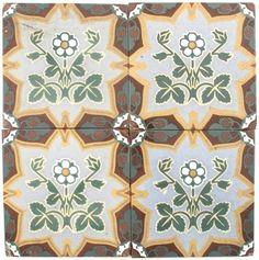 Maw & Co. Tiles
