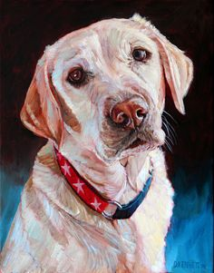 Awesome animal painting #petart #pets http://www.nojigoji.com.au/