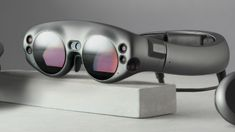 Magic Leap is partnering with the NBA to bring virtual basketball games to its goggles - The Verge Consumer Technology, New Technology, Wearable Technology, Augmented Reality, Virtual Reality, Apple Watch Series 3, Tech Gadgets, Tool Design, Tech News
