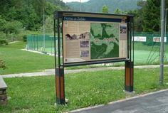 Bacheche in Legno per Annunci Bellitalia - Foto