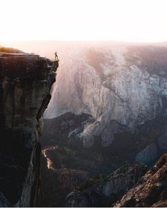 Yosemite National Park California. Photo by @danmaniel