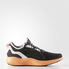 timeless design b9a99 fc176 Adidas Alphabounce Lux Shoes (Core Black  Easy Orange  Utility Black)  Adidas Running
