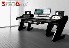 Studio Desk goes to Hollywood to be closer to the US Music industry