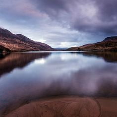 Image for Loch in Assynt Scotland
