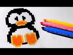 Handmade Pixel Art by Garbi KW