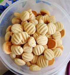 Biscoitos de polvilho doce