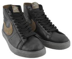 Nike Blazer SB Premium SE Black/Cocoa