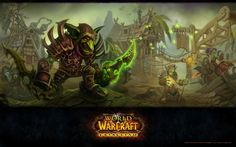 pictures of World of Warcraft: Cataclysm, 450 kB - Standish Robertson