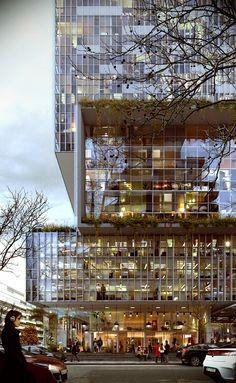 Brasil Tower on Behance