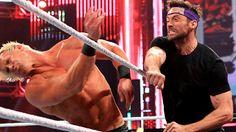 Hugh Jackman ha hecho una aparición memorable en el buque insignia de la WWE RAW la pasada noche del lunes cuando noqueo al luchador Dolph Ziggler y le dio la victoria del combate a Zack Ryder, el actor ya ha anunciado a través de su cuenta de Twitter que la próxima semana regresará en St. Louis para la promoción de 'X-Men: Días del Futuro Pasado'. Puedes ver el vídeo en el siguiente enlace http://www.cinemascomics.com/2014/04/22/noticias/39192