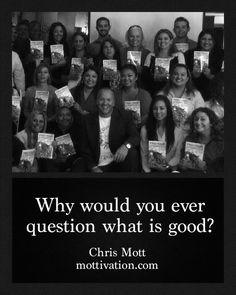 Chris Mott - www.mottivation.com